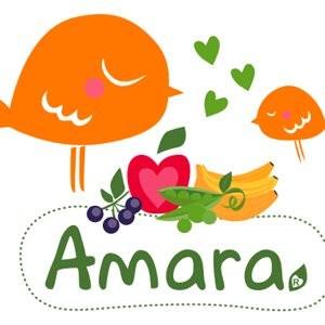 Amara Baby Food logo