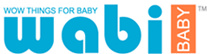 wabi baby logo